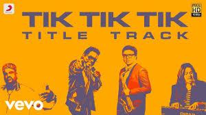 Seeking Theme Song Name Tik Tik Tik Song Lyrics Jayam Ravi Nivetha Pethuraj D Imman