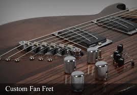 9 string fanned fret jps guitars custom 9 and 12 string guitars