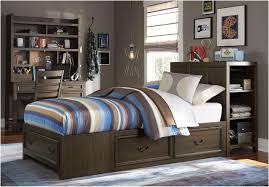 headboards magnificent storage bed with bookcase headboard