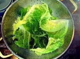 comment cuisiner le chou vert chou vert recette du chou vert braisé recette par chef simon