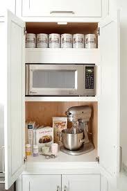 kitchen appliance storage ideas small appliance storage solutions to arrange kitchen without
