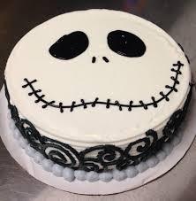 jack skellington ice cream cake my cakes pinterest jack