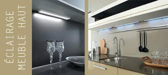 eclairage cuisine sous meuble eclairage cuisine sous meuble aclairage des sous meubles hauts a