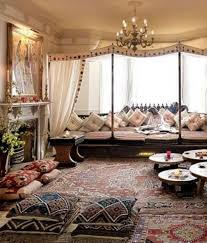 Moroccan Mystique Feature Wall Contemporary Bedroom by Bedroom Oasis With Moroccan Style U2013 My Reflecting Pool
