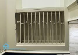 diy plate rack cabinet photo u2013 home furniture ideas
