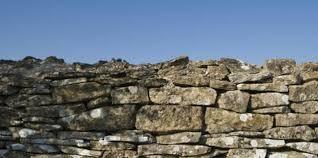 how to build a raised garden with garden stones