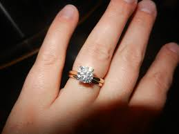 engagement ring vs wedding band wedding rings which ring is the engagement ring in a set