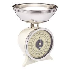 Traditional Kitchen Weighing Scales - traditional weighing scales