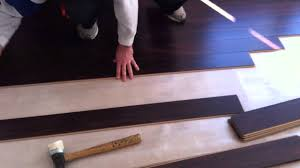 Lowes How To Install Laminate Flooring How To Install A Swiftlock Laminate Flooring Youtube
