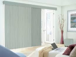 vertical blinds on patio doors home design