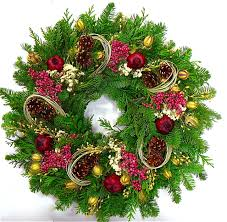 decorating beauteous wreath front door inspiration