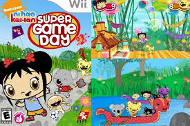 10 interesting wii games toddlers