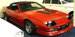 1989 z28 camaro for sale 1989 chevrolet camaro