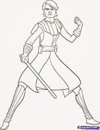 star wars the clone wars commander cody coloring pages pictures to