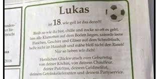 lustige geburtstagssprüche 18 lustige geburtstagsanzeige im mindener tageblatt berliner kurier de