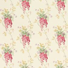 wisteria cranberry wallpaper at laura ashley laura ashley wisteria cranberry wallpaper at laura ashley