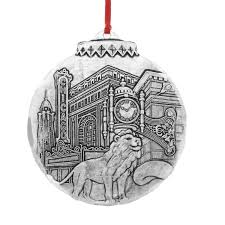 chicago collage ornament wendell august