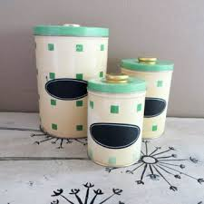 green canisters kitchen best green canister set products on wanelo