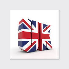 Home Decoration Uk Aliexpress Com Buy 2015 New Poster Uk Flag Colorful Canvas Art