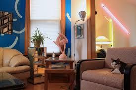 livingroom deco a meets deco home tour mirror80