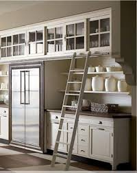 Kitchen Rolling Cabinet 25 Best Kitchen Ladder Images On Pinterest Kitchen Library