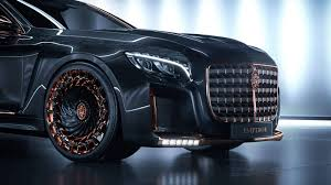mercedes maybach 2008 scaldarsi motors took a maybach and transformed it into the 888