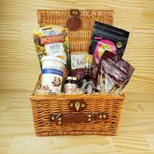 breakfast gift baskets gluten free classic breakfast gift basket mildred s