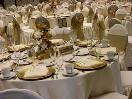 table decorations for 50th wedding anniversary party projects design 1 golden on with