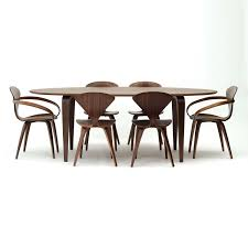 cherner oval table by cherner chair yliving