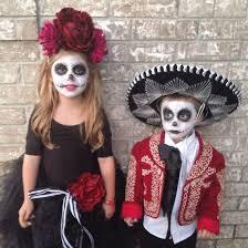 skull kid halloween costume sibling costumes day of the dead dia de los muertos sugar