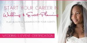 wedding and event planning certification atlanta wedding event planning certificate course tickets thu