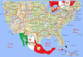 map usa place gta 6 usa map major tourist attractions maps
