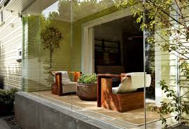 Glass For Sunroom Magnificent Modern Sunroom Designs For Your Garden
