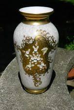 Italian Vase Vase White Italian Art Glass Ebay