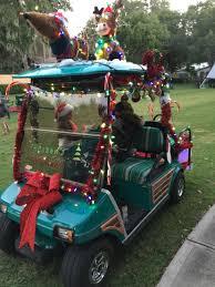 golf cart christmas parade golf carts pinterest golf carts