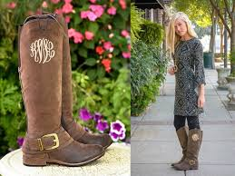 womens boots in best 25 monogram boots ideas on monograms monogram