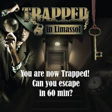 trapped in limassol escape rooms home facebook