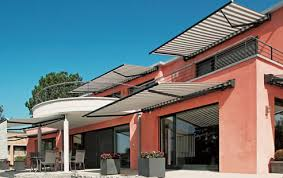 Retractable Awnings Brisbane Compact Retractable Folding Arm Awnings In Brisbane Blinds By