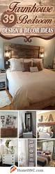 39 rustic farmhouse bedroom design and decor ideas to transform