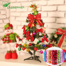 New Year Decoration For Home by Online Shop Christmas Decorations For Home 24pcs 4cm Plastic