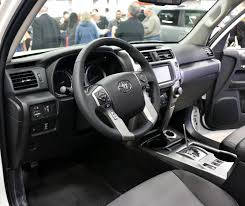 toyota 4runner interior 2017 dallas auto show 2016 toyota 4runner tforce has mass appeal for a