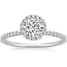 circle engagement ring engagement rings cut engagement