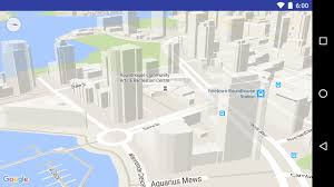 give me a map of my location and view maps android api developers