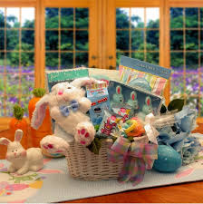 Easter Gift Baskets Bunny Fun Easter Gift Basket Blue Help Your Young And Old Loved