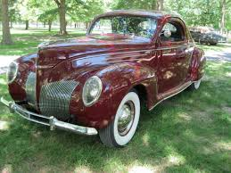 Old Lincoln Town Car Lincoln Zephyr For Sale Hemmings Motor News