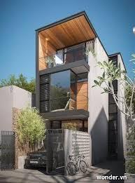 narrow house designs thiết kế và thi công nhà đẹp house architecture