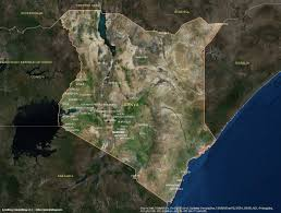 India Satellite Map by Kenya Satellite Maps Leaddog Consulting