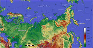 Map Russia File Russland Topo Png Wikimedia Commons