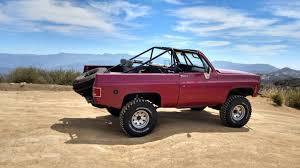 jimmy oliver u0027s 1973 chevy k5 blazer prerunner lmc truck life