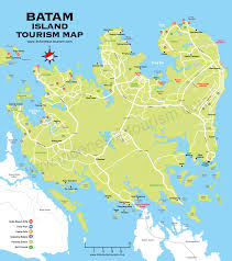 map batam batam island map learn and batam in cyber world